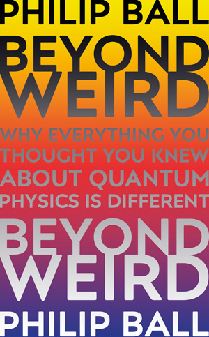 Book Cover for Beyond Weird
