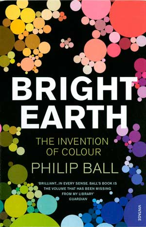 Bright Earth cover - rreissued by Bodley Head in 2008